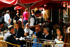 Aixen Provence Royaltyfria Foton