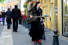 Aixen Provence Fotografering för Bildbyråer