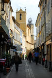 Aixen Provence Arkivfoton