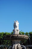 aixen provence Royaltyfri Fotografi