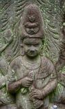 Aizen Myo-o, um dos cinco reis da sabedoria, Tóquio, Japão Imagens de Stock