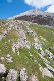 Aizkorri range, Basque Country (Spain) Royalty Free Stock Image