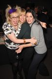 AJ Cook,Paget Brewster,Kirsten Vangsness Stock Photos