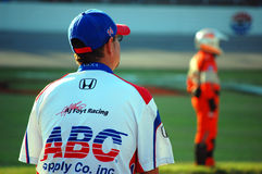 AJ Foyt Racing Royalty Free Stock Images