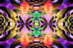 AJA Digital Eindrücke Stockbild