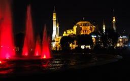 Aja Sofia w Istanbuł Zdjęcia Royalty Free