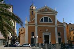 Ajaccio Stockbild