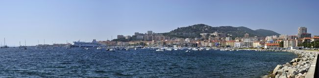 Ajaccio Royalty Free Stock Image