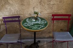 Ajaccio, cytadela, Corsica, Corse Du Sud, Południowy Corsica, Francja, Europa Obraz Royalty Free