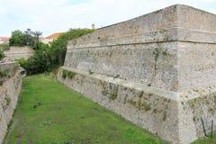 Ajaccio-Festung stockfotografie