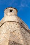 Ajaccio, La Citadelle Alte Festung, Korsika, Frankreich Lizenzfreies Stockbild