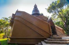 Ajahn Louis Juntasaro Museum, Sakon Nakhon, Tailândia Imagem de Stock Royalty Free