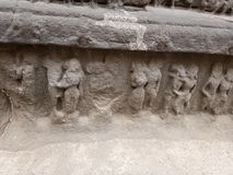 Ajanta stock image