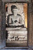 Ajanta caves, India Royalty Free Stock Photo