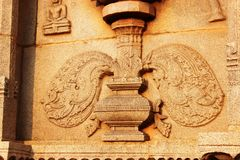 Ajaramappa寺庙 免版税库存图片