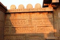 Ajaramappa tempel Arkivbilder