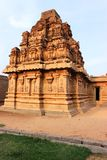 Ajaramappa temple. 400 years old temple carved on sand stone. located in Hampi of karnataka state of south india Stock Image