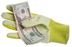 Ajardinando o lucro Imagem de Stock