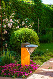 Ajardinar bonito com plantas bonitas Foto de Stock