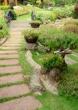 Ajardinar bonito da jardinagem Fotografia de Stock Royalty Free