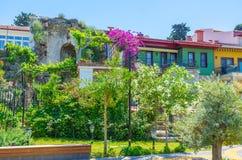Ajardinar de Antalya Imagem de Stock Royalty Free