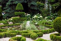 Ajardinar do projeto do jardim Foto de Stock Royalty Free