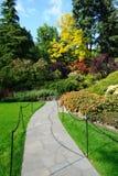 Ajardinar dos jardins Foto de Stock Royalty Free