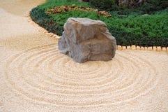 Ajardinar japonês do jardim Imagens de Stock Royalty Free