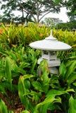 Ajardinar no jardim oriental Fotos de Stock Royalty Free