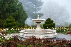 Ajardinar no parque de Livadia Imagem de Stock Royalty Free