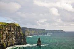 Ajardine da costa oeste ireland Imagem de Stock Royalty Free
