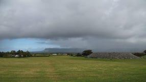Ajardine de Carrowmore e do megalítico em Sligo, Irlanda Imagens de Stock
