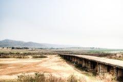 Ajardine em Toko perto do lago Volta na região de Volta em Gana Imagem de Stock Royalty Free