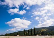 Ajardine em Valle de Los Caidos, Espanha Imagens de Stock Royalty Free
