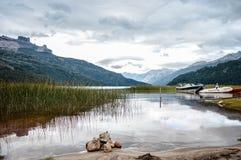 Ajardine la Argentina, san Martin de los Andes Imagenes de archivo