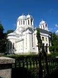 Ajardine na cidade velha Brasov (Kronstadt), em Transilvania Fotos de Stock
