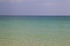 Ajardine na ilha de Koh Phangan, praia engarrafada, Tailândia Fotografia de Stock