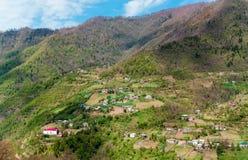 Ajardine nas montanhas, Ajara, Geórgia Fotos de Stock