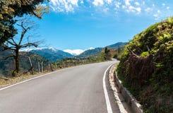 Ajardine nas montanhas, Ajara, Geórgia Imagem de Stock Royalty Free