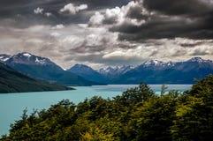 Ajardine no patagonia Fotografia de Stock Royalty Free