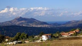 Ajardine Sicília Imagem de Stock
