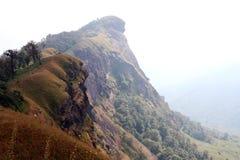 Ajardine una montaña en Tailandia Fotografía de archivo
