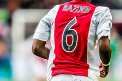 Ajax gracz Riechedly Bazoer Obraz Royalty Free