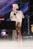 Ajda pekkan concert Stock Photo