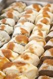 Ajdovi struklji pastry Royalty Free Stock Image