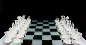 Ajedrez - The Game está encendido imagen de archivo libre de regalías