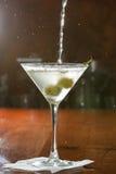 Ajerówka Martini Zdjęcie Stock