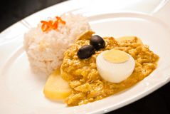 Aji DE Gallina Royalty-vrije Stock Fotografie