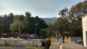 Ajijic Chapala& x27 λίμνη του s στοκ εικόνες