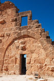 Ajloun, Jabal Ajlun,登上Ajlun,约旦,中东 库存图片